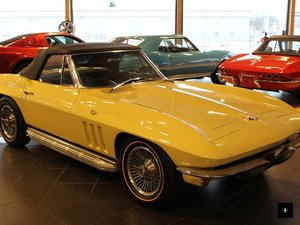 Picture of 1965 Chevrolet Corvette 327-365 hk High Performance For Sale