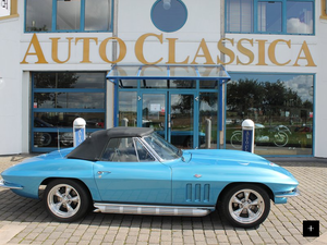 Picture of 1965 Chevrolet Corvette Sting Ray Cabriolet For Sale