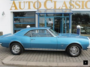 Picture of 1967 Chevrolet Camaro 5.4 327 V8 275hk For Sale