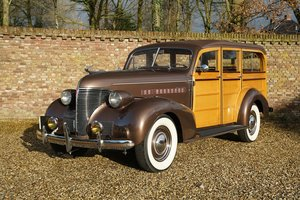 Picture of 1939 Chevrolet Master Wagon Only 989 made, very rare, top restore For Sale