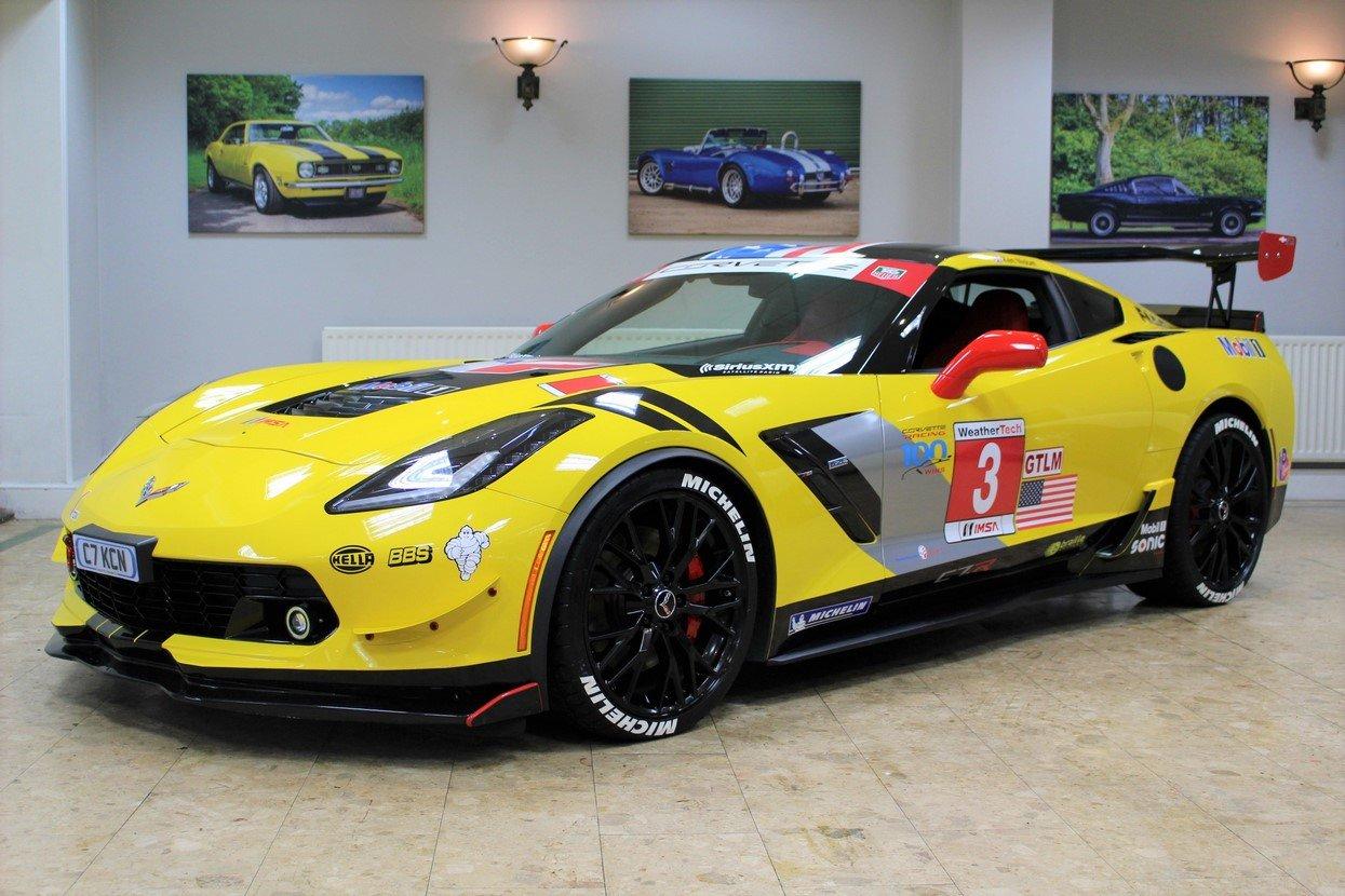 2014 Corvette Stingray C7 Z51 3LT - C7.R Homage Manual For Sale (picture 1 of 25)