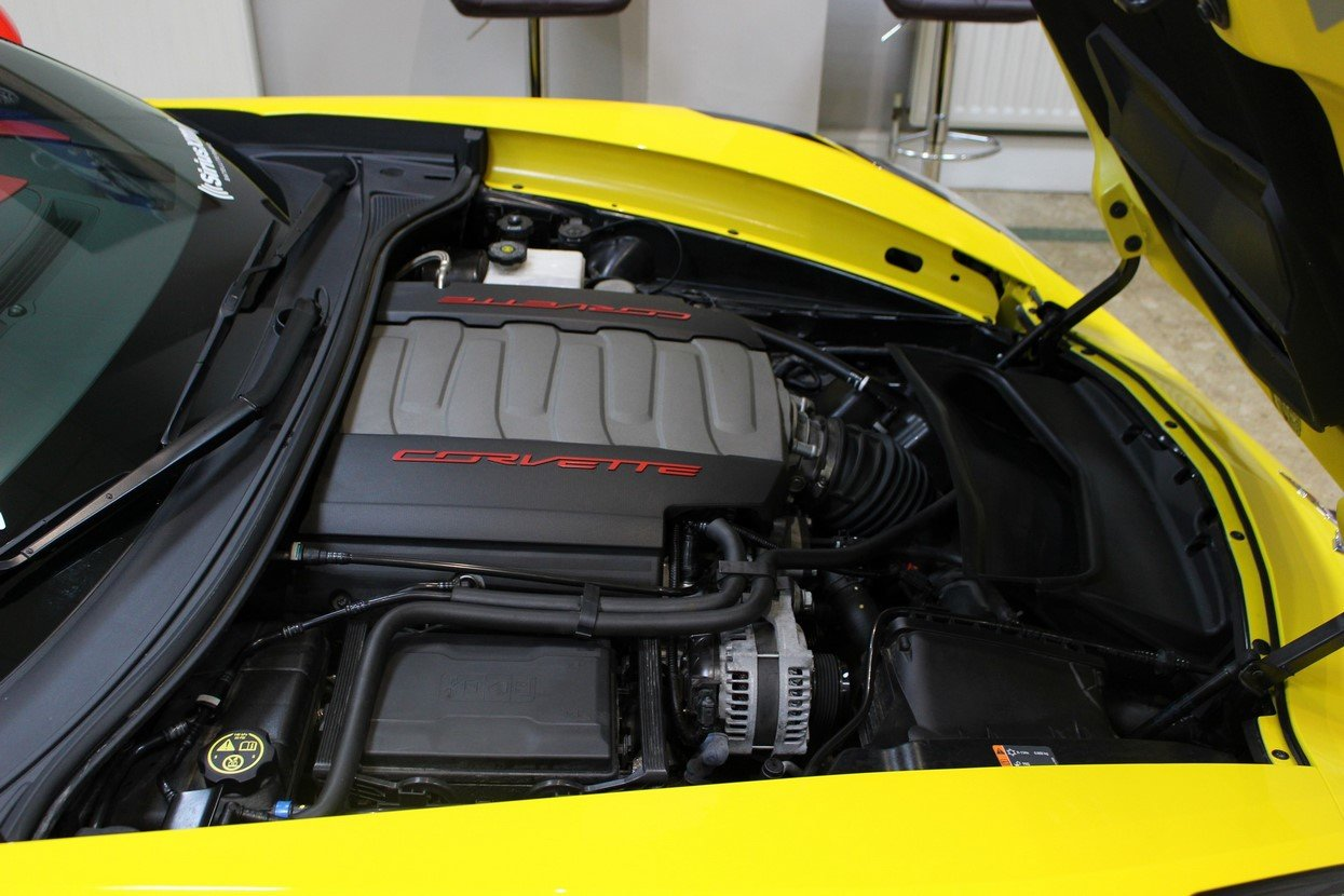 2014 Corvette Stingray C7 Z51 3LT - C7.R Homage Manual For Sale (picture 3 of 25)