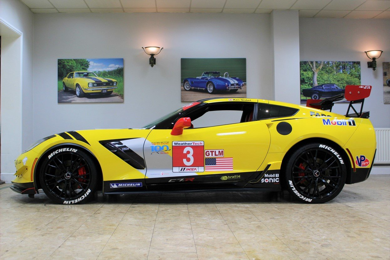 2014 Corvette Stingray C7 Z51 3LT - C7.R Homage Manual For Sale (picture 6 of 25)