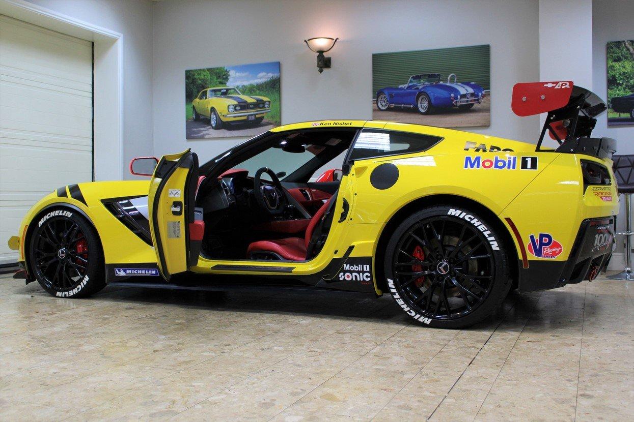 2014 Corvette Stingray C7 Z51 3LT - C7.R Homage Manual For Sale (picture 7 of 25)