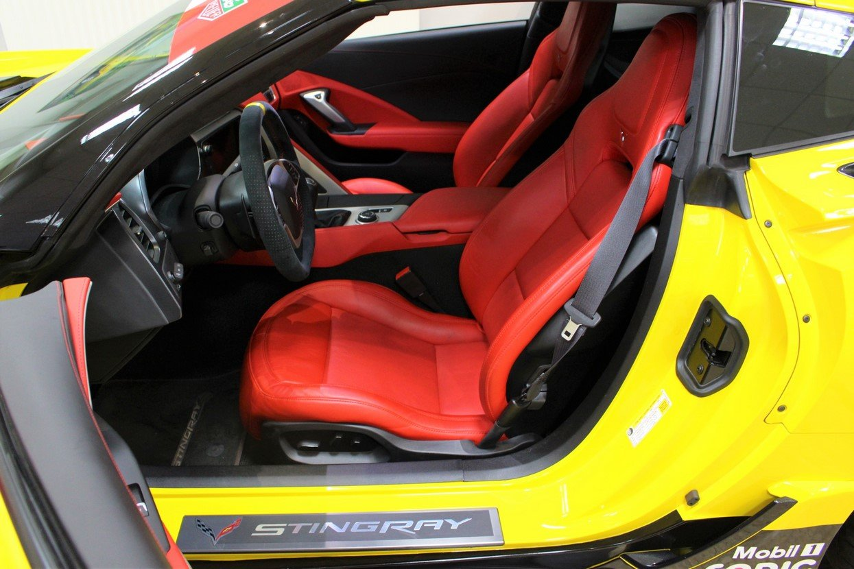 2014 Corvette Stingray C7 Z51 3LT - C7.R Homage Manual For Sale (picture 9 of 25)