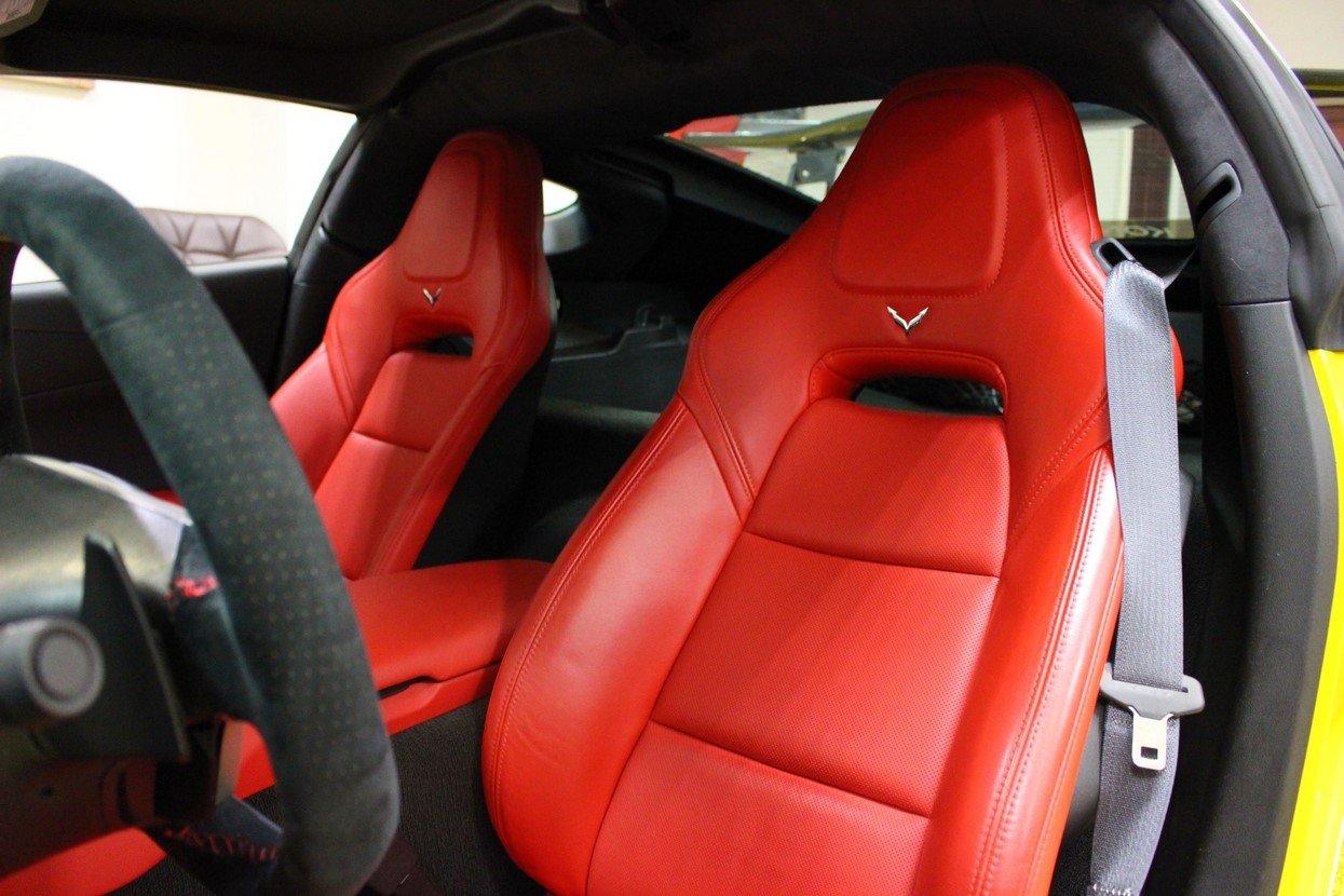 2014 Corvette Stingray C7 Z51 3LT - C7.R Homage Manual For Sale (picture 10 of 25)
