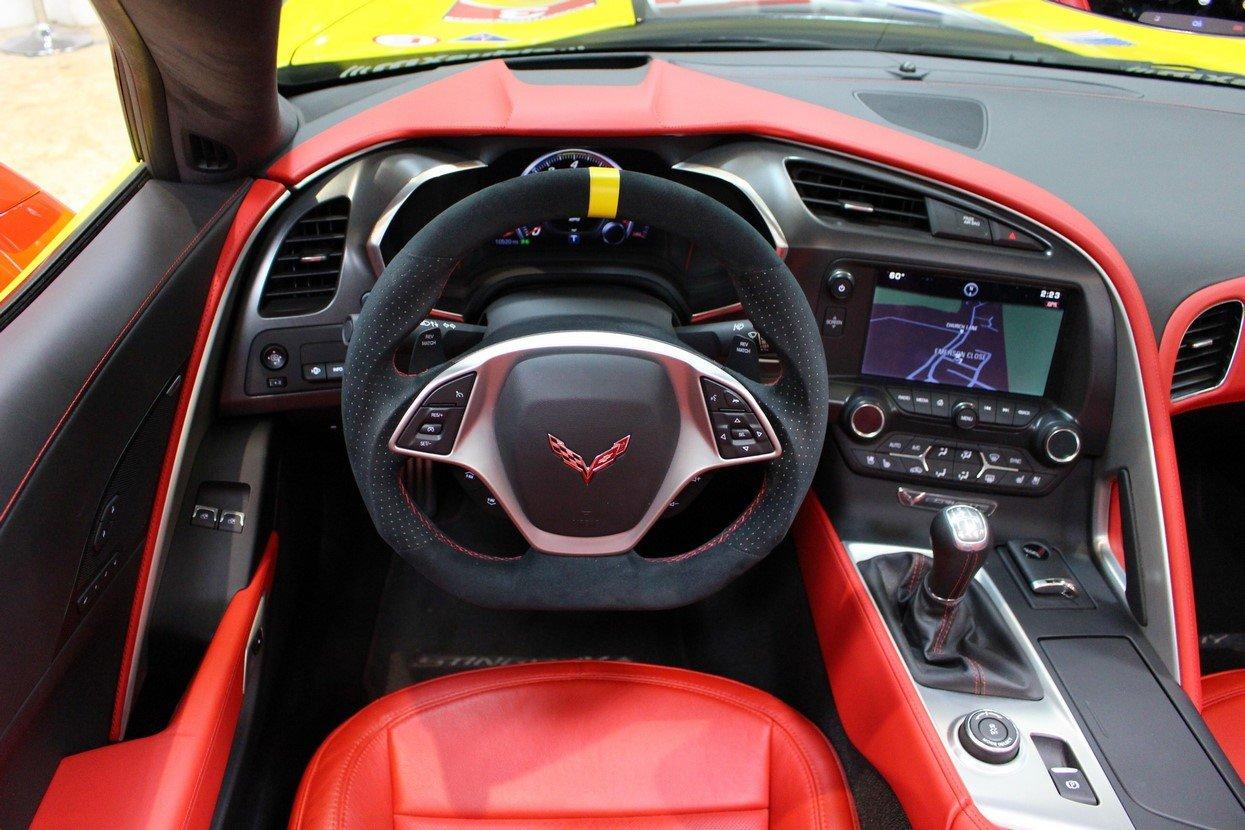 2014 Corvette Stingray C7 Z51 3LT - C7.R Homage Manual For Sale (picture 12 of 25)