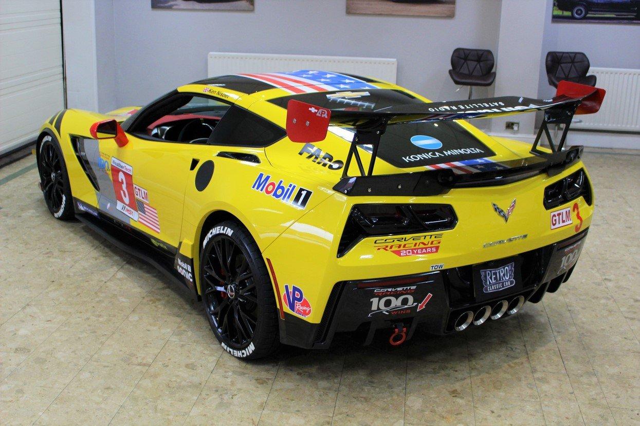 2014 Corvette Stingray C7 Z51 3LT - C7.R Homage Manual For Sale (picture 14 of 25)