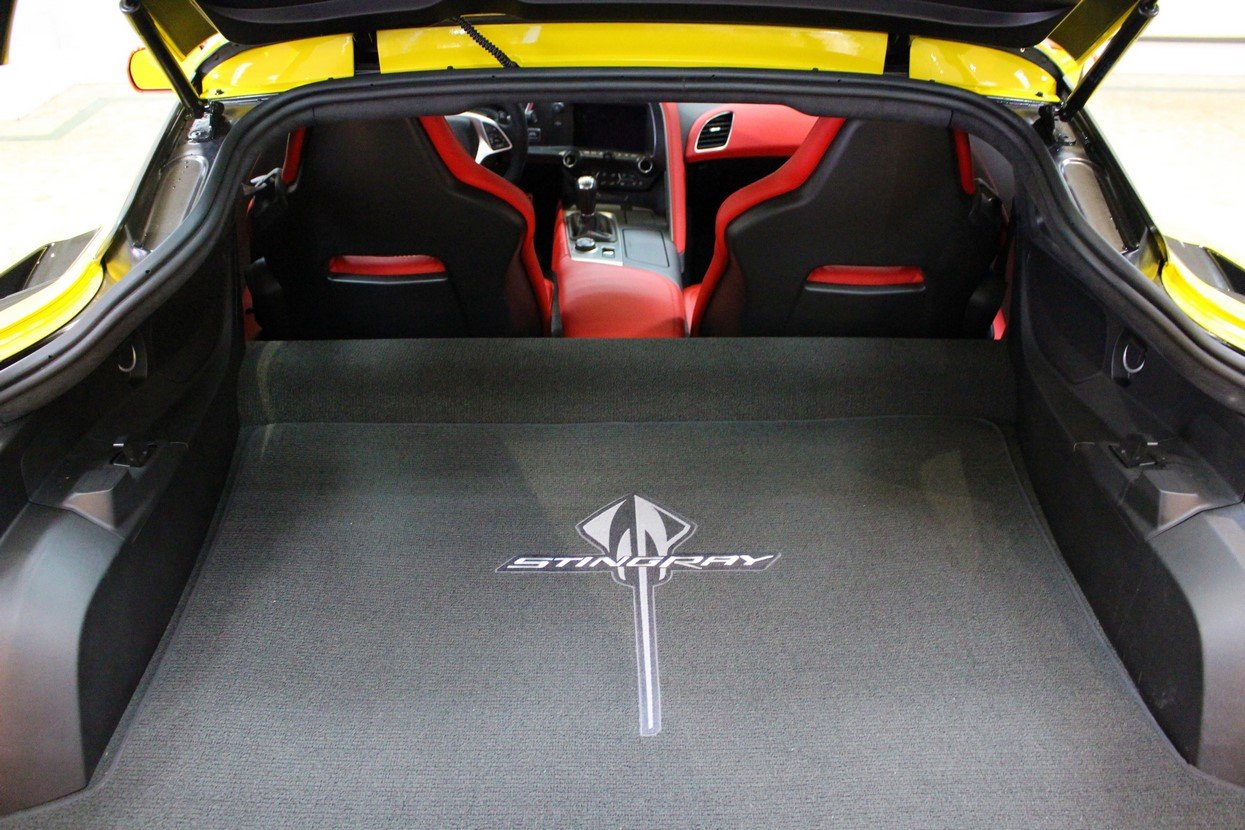 2014 Corvette Stingray C7 Z51 3LT - C7.R Homage Manual For Sale (picture 16 of 25)