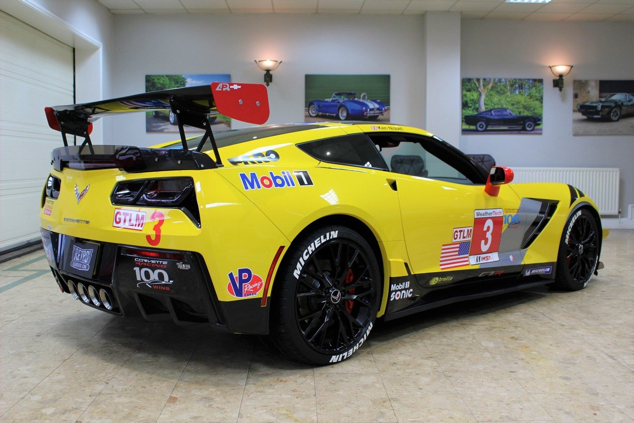 2014 Corvette Stingray C7 Z51 3LT - C7.R Homage Manual For Sale (picture 17 of 25)