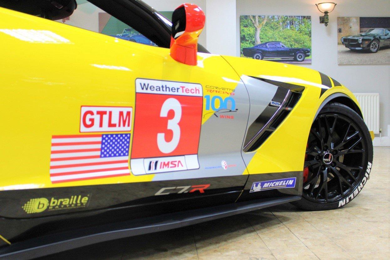 2014 Corvette Stingray C7 Z51 3LT - C7.R Homage Manual For Sale (picture 18 of 25)