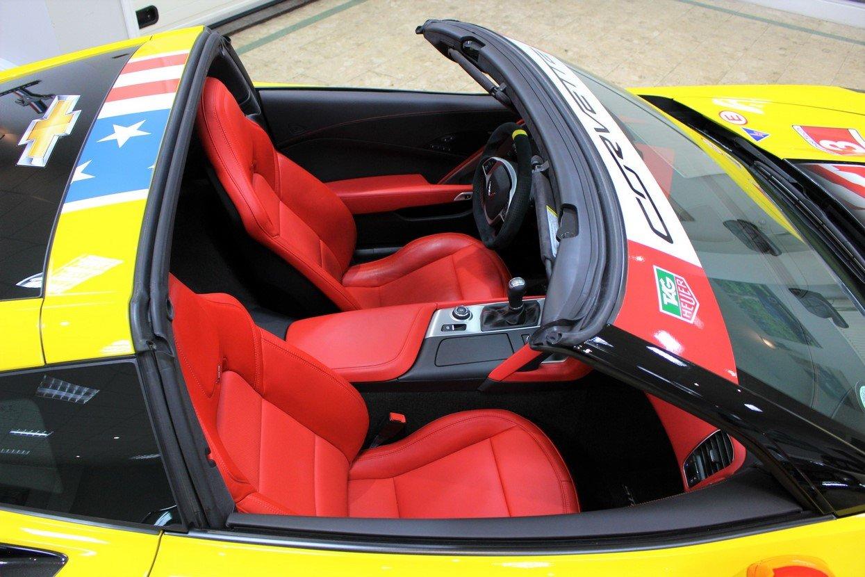 2014 Corvette Stingray C7 Z51 3LT - C7.R Homage Manual For Sale (picture 21 of 25)