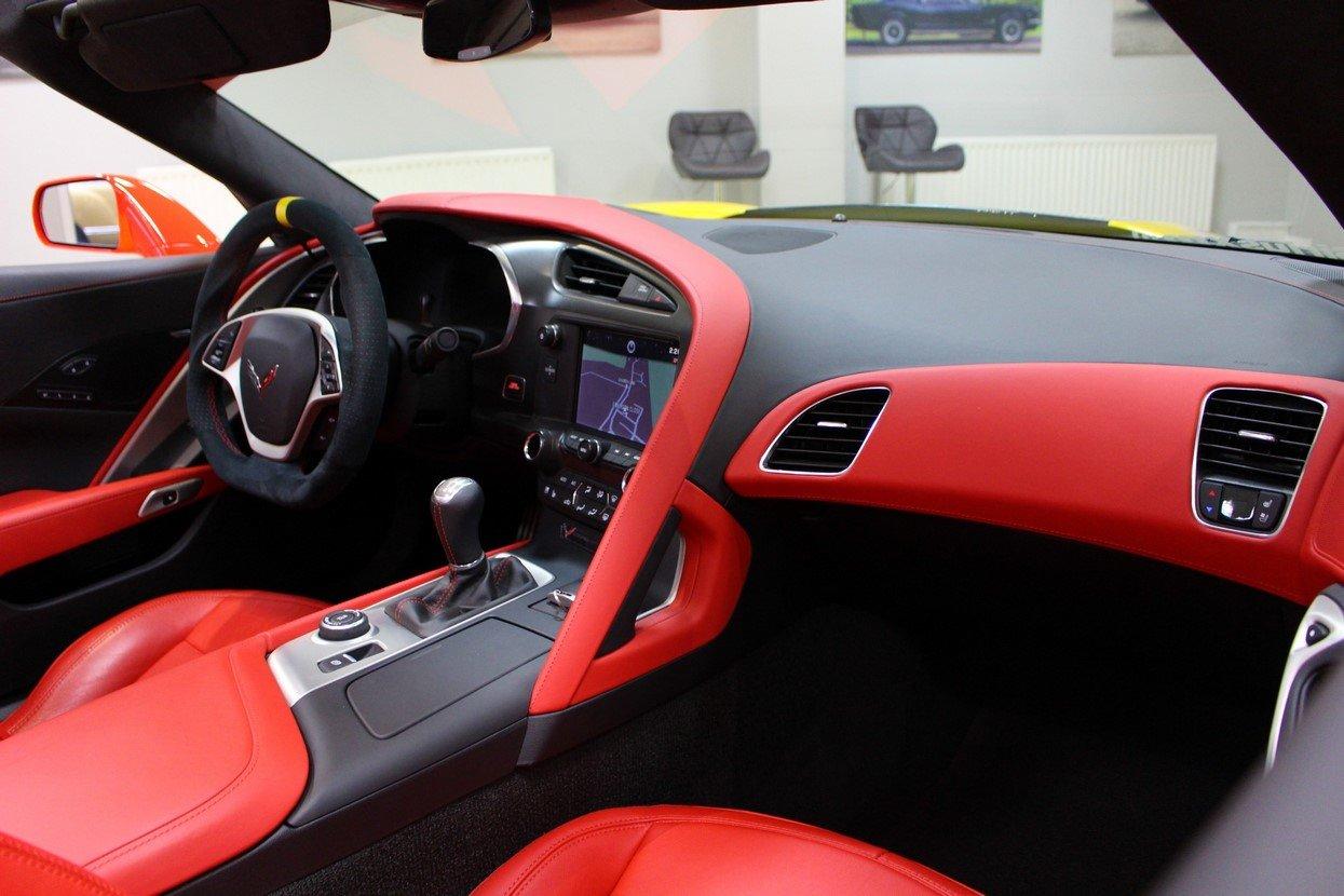 2014 Corvette Stingray C7 Z51 3LT - C7.R Homage Manual For Sale (picture 22 of 25)