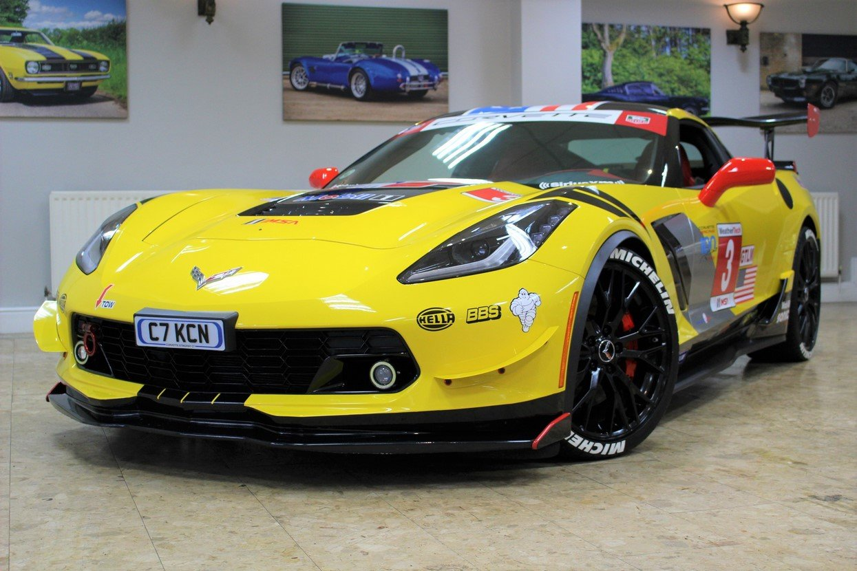 2014 Corvette Stingray C7 Z51 3LT - C7.R Homage Manual For Sale (picture 23 of 25)