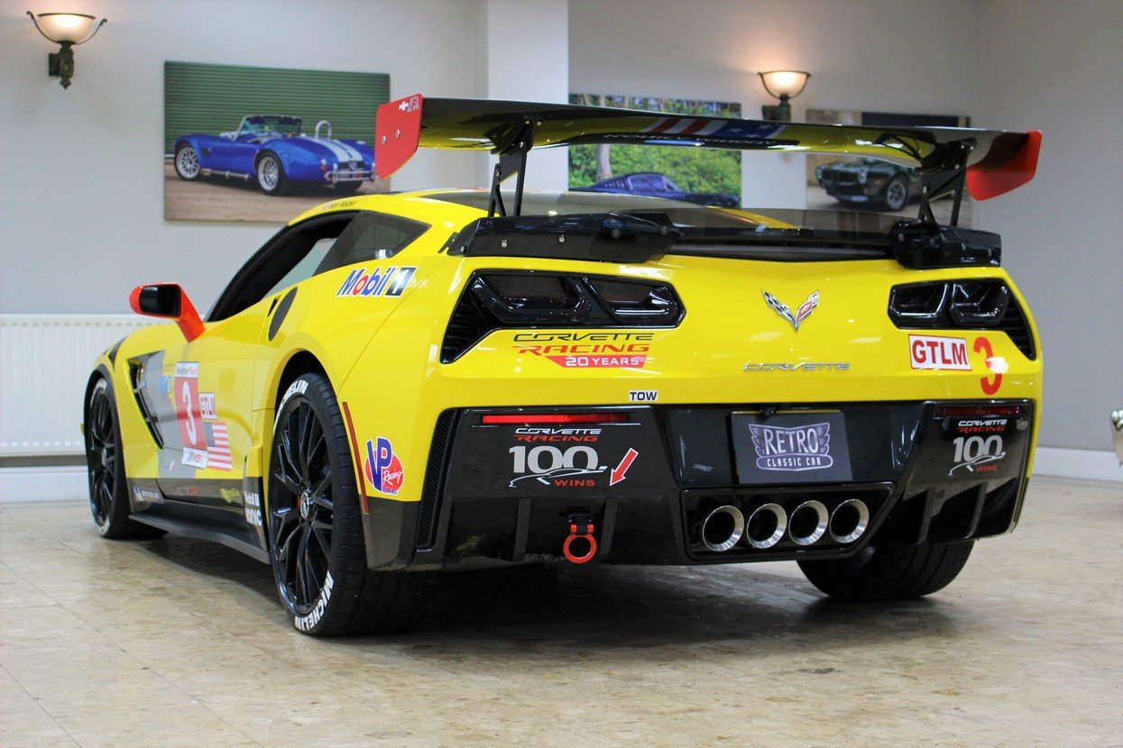 2014 Corvette Stingray C7 Z51 3LT - C7.R Homage Manual For Sale (picture 25 of 25)
