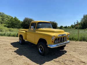 Picture of 1956 Chevrolet 4x4 Custom Pickup Monster Truck For Sale