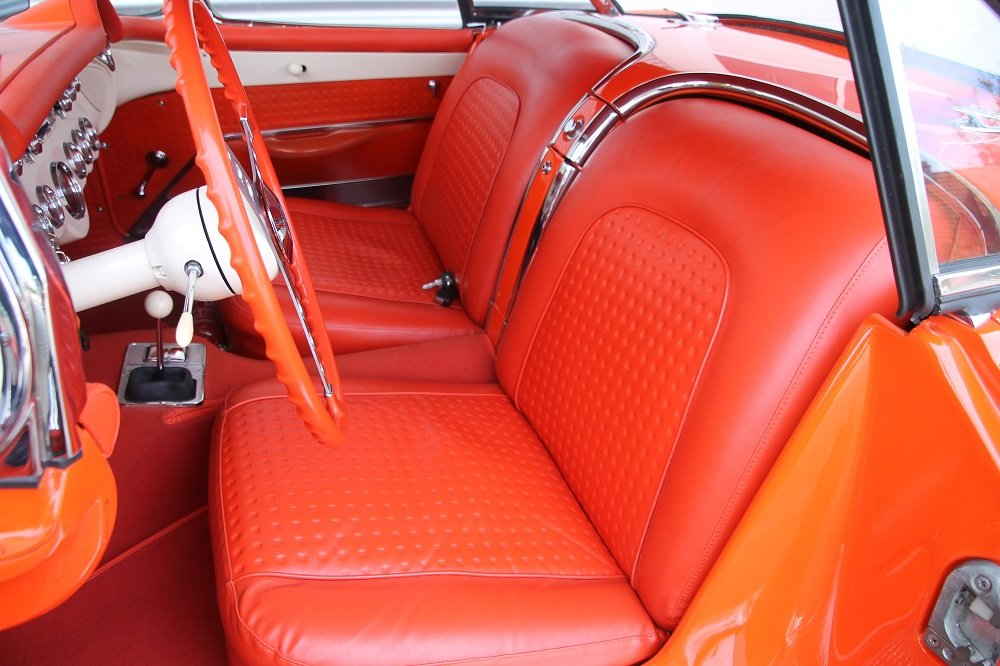 1957 Corvette C1 283cui / 270 HP Version / 57 years same owner For Sale (picture 11 of 12)