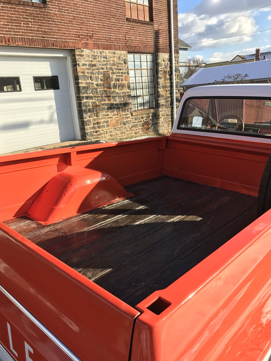 1970 Chevrolet C20 pick-up For Sale (picture 7 of 10)