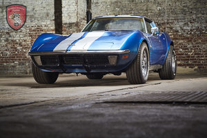 Chevrolet Corvette C3 T-Top big block