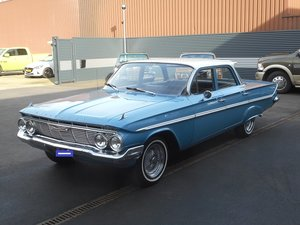 Picture of 1961 CHEVROLET BEL AIR For Sale
