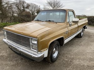 Picture of 1984 Chevy C10 Scottsdale Auto PROJECT For Sale
