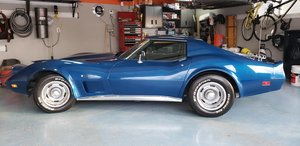 Picture of Numbers Matching 1976 Chevrolet Corvette L48 Coupe For Sale