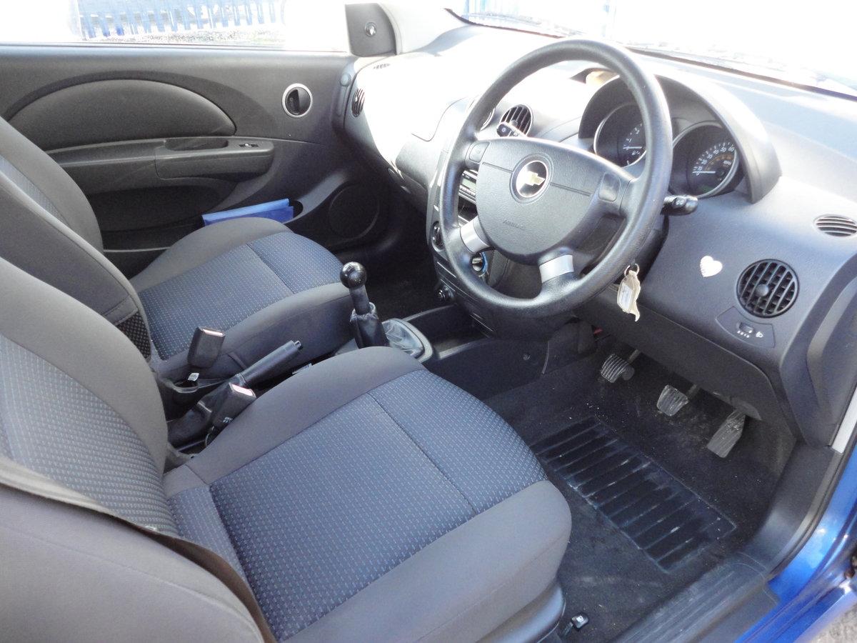 39,000 MILES ONLY 2007 CHEVROLET 3 DOOR 1150cc  NOV MOT For Sale (picture 6 of 9)