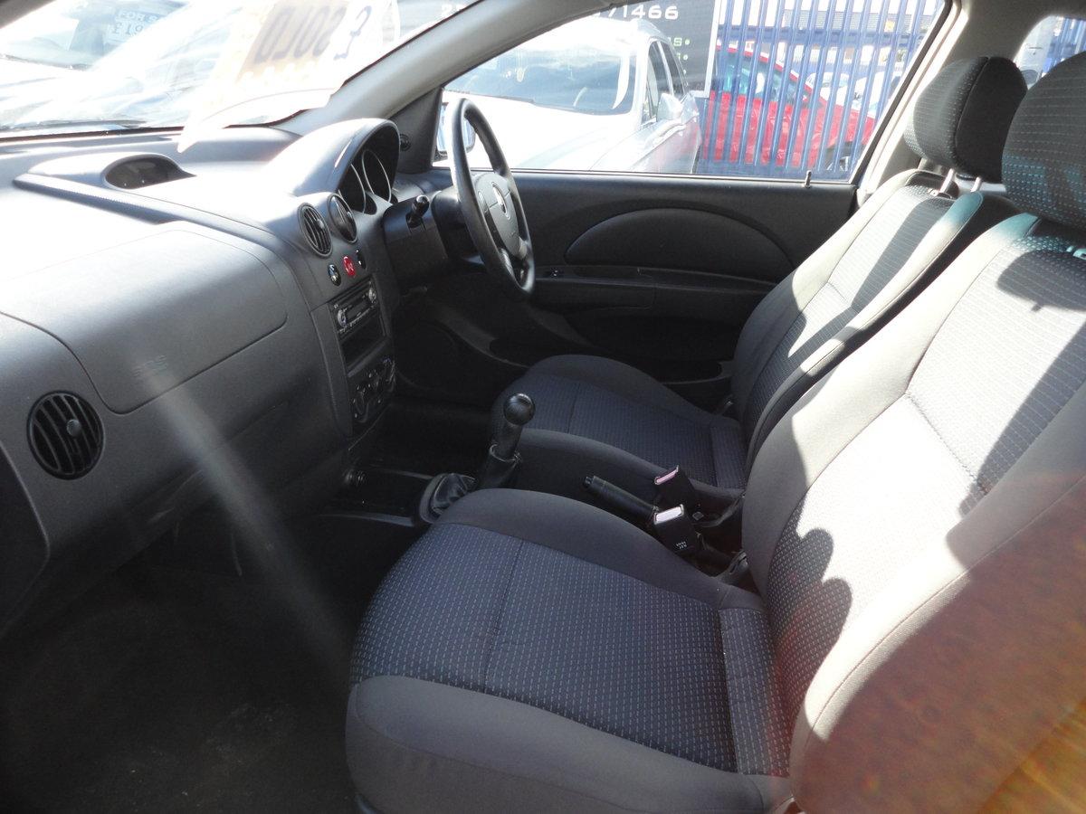 39,000 MILES ONLY 2007 CHEVROLET 3 DOOR 1150cc  NOV MOT For Sale (picture 8 of 9)