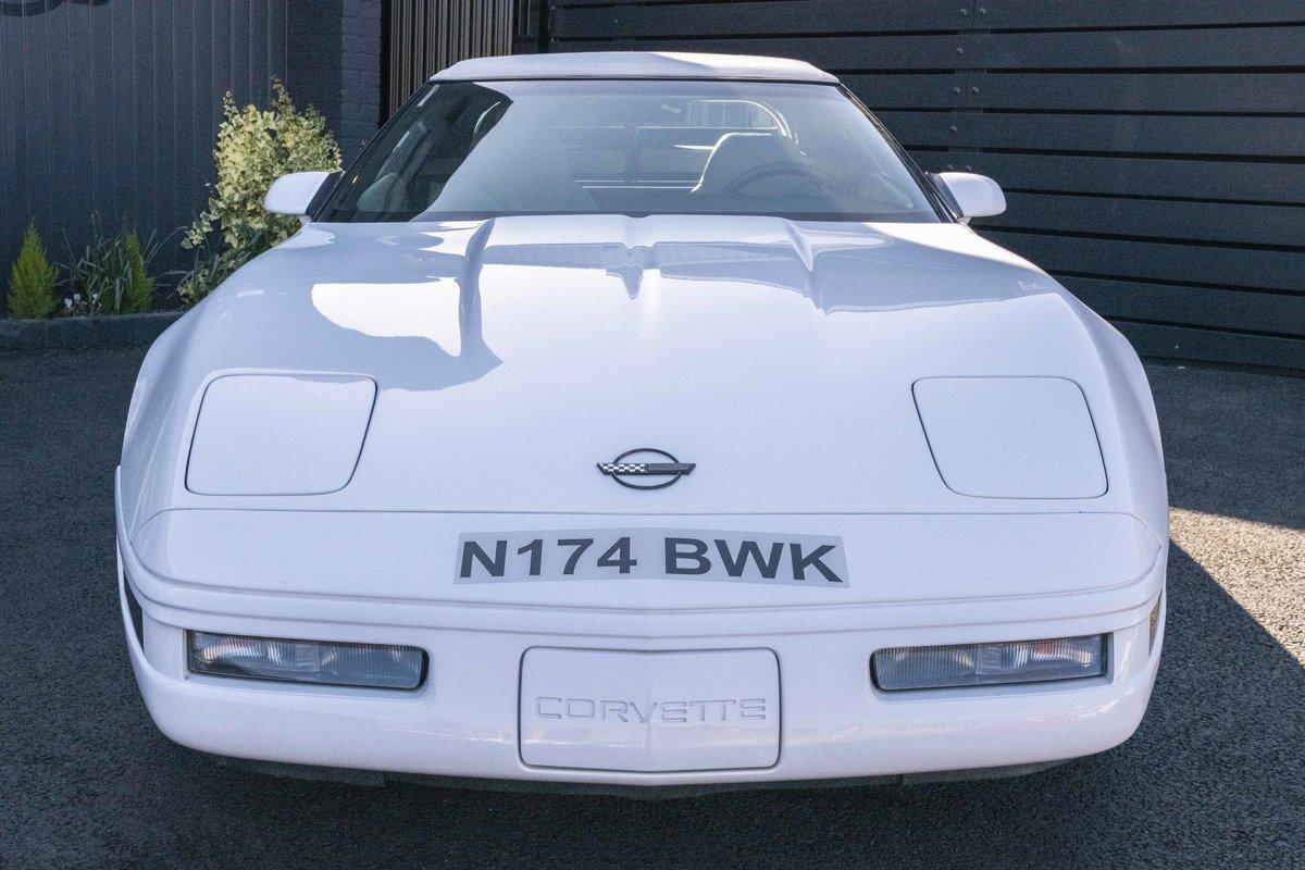 1996 Chevrolet Corvette C4 Convertible - low mileage For Sale (picture 5 of 23)