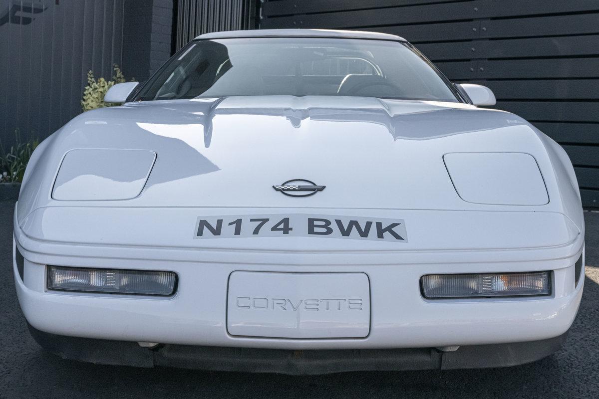 1996 Chevrolet Corvette C4 Convertible - low mileage For Sale (picture 6 of 23)