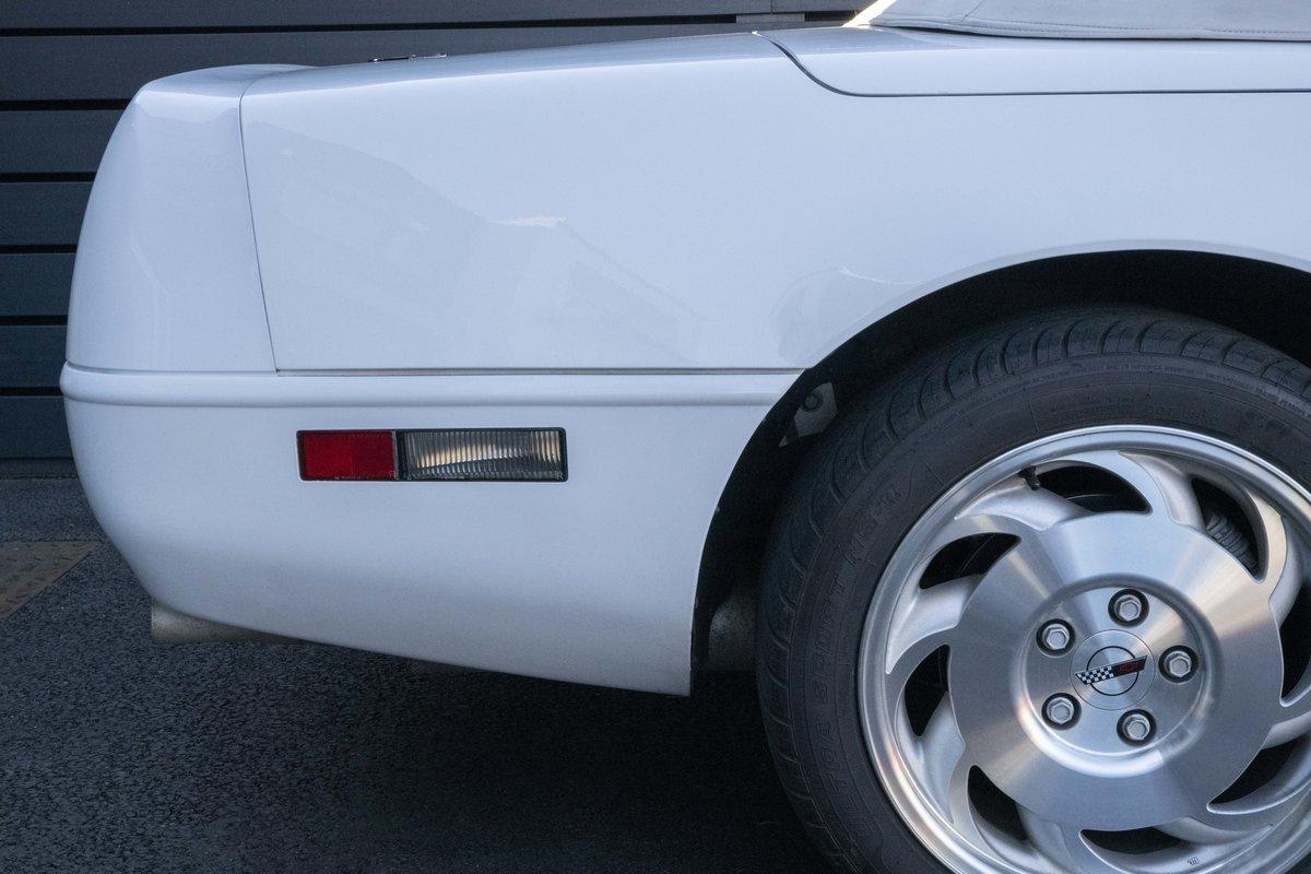 1996 Chevrolet Corvette C4 Convertible - low mileage For Sale (picture 9 of 23)