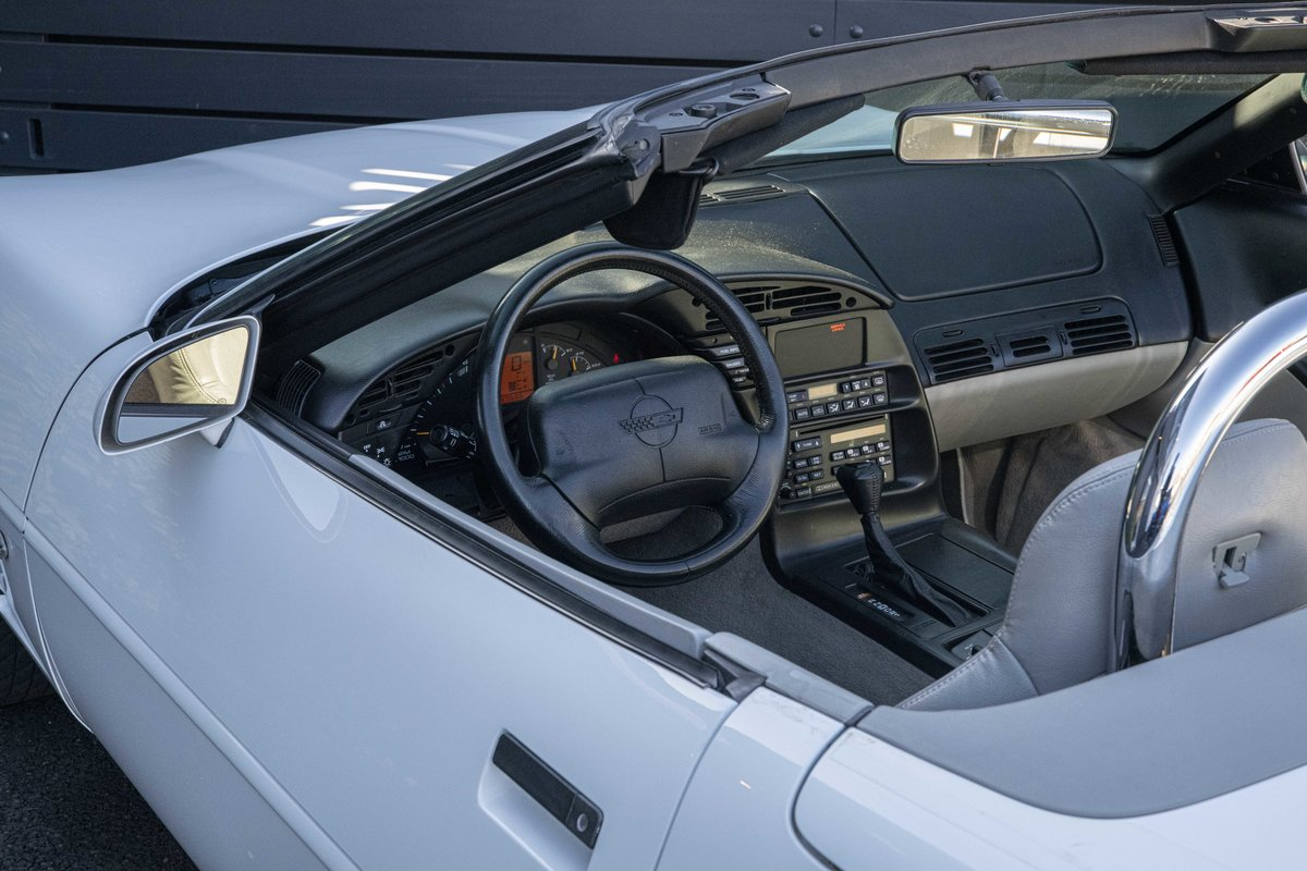 1996 Chevrolet Corvette C4 Convertible - low mileage For Sale (picture 13 of 23)