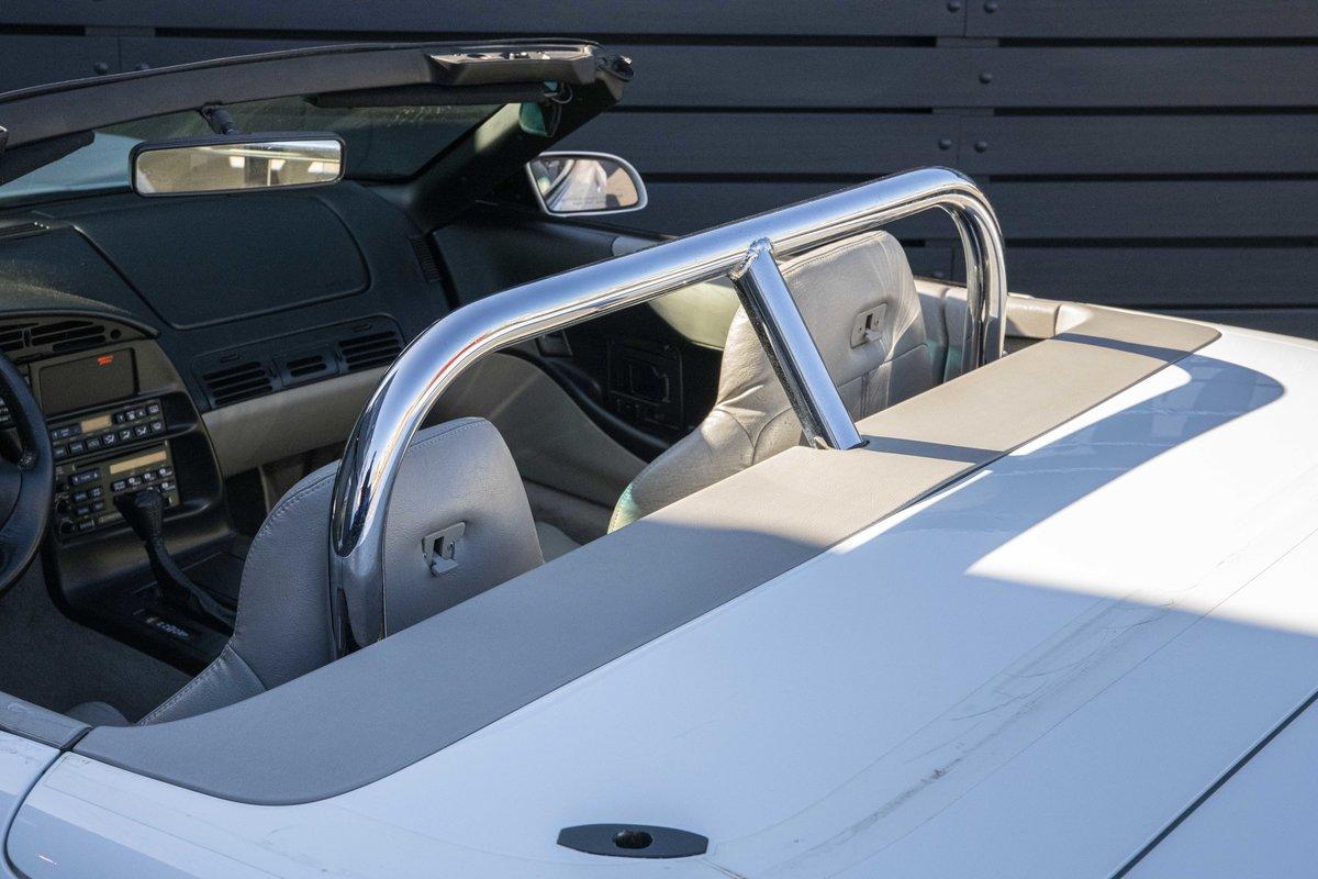 1996 Chevrolet Corvette C4 Convertible - low mileage For Sale (picture 14 of 23)