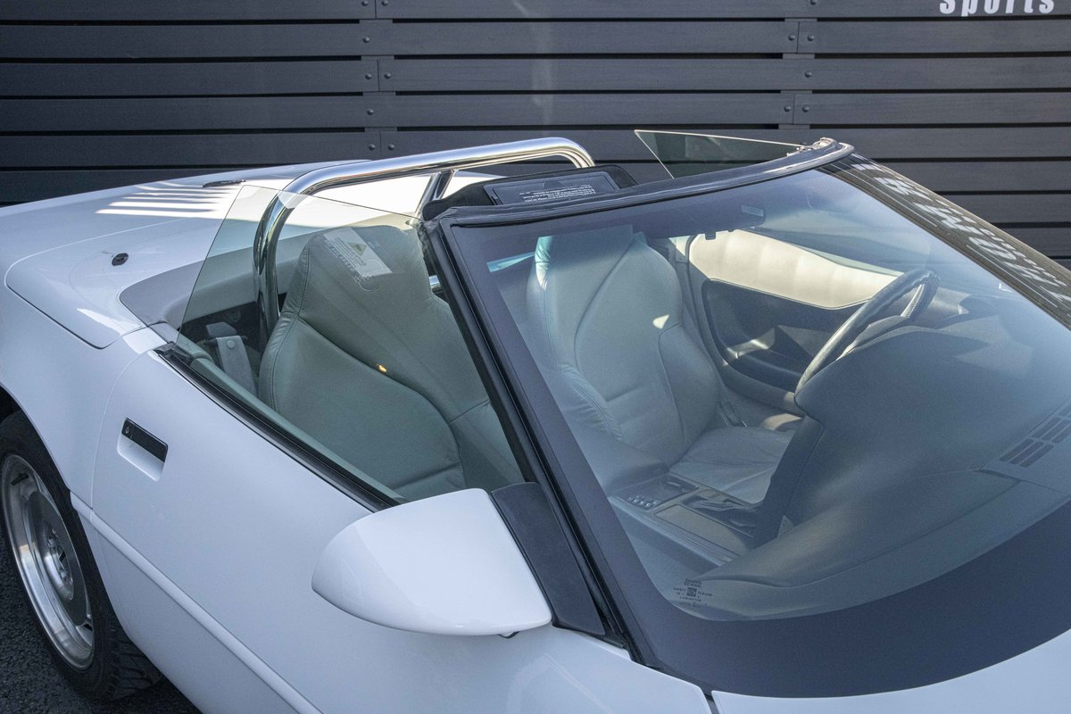 1996 Chevrolet Corvette C4 Convertible - low mileage For Sale (picture 15 of 23)