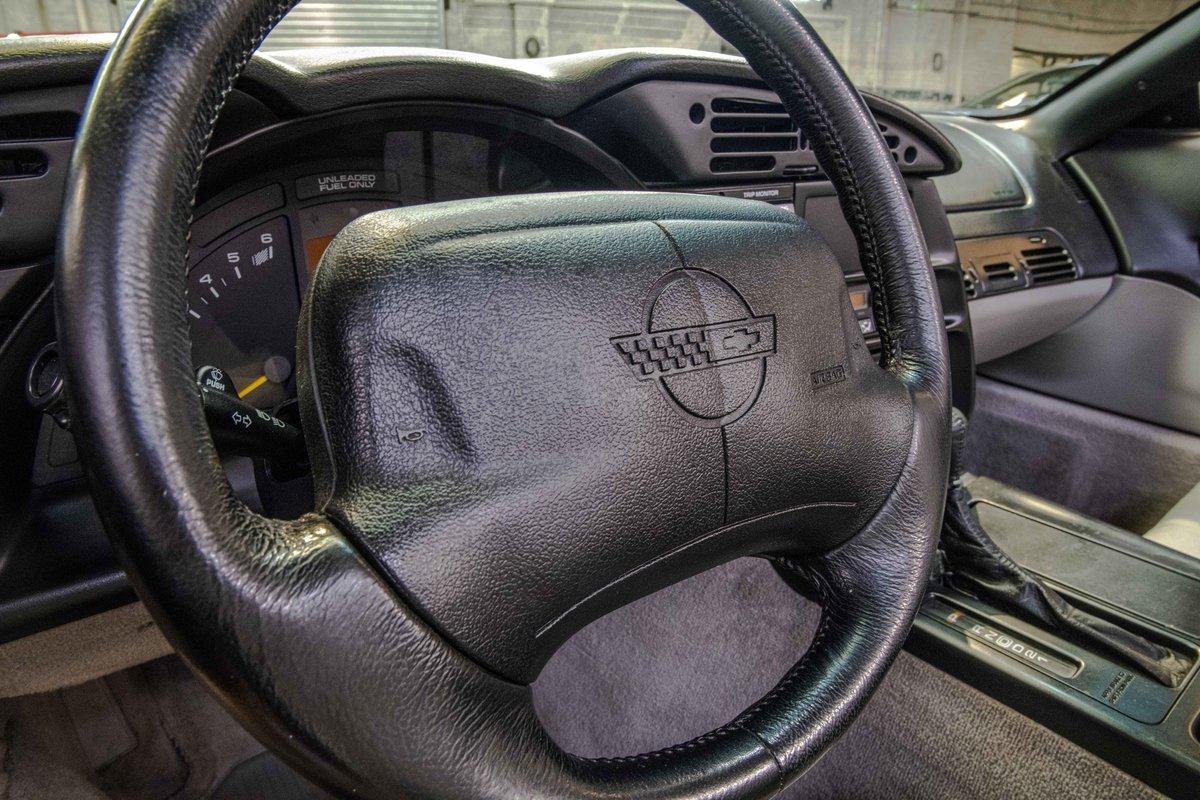1996 Chevrolet Corvette C4 Convertible - low mileage For Sale (picture 17 of 23)