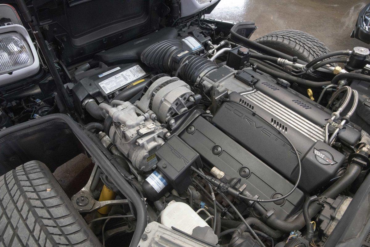 1996 Chevrolet Corvette C4 Convertible - low mileage For Sale (picture 20 of 23)