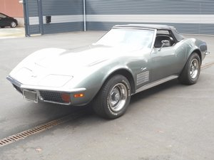 Picture of 1972 CHEVROLET CORVETTE C3 CONVERTIBLE For Sale