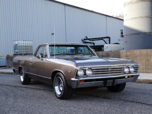 Picture of 1967 Chevrolet El Camino Malibu For Sale by Auction