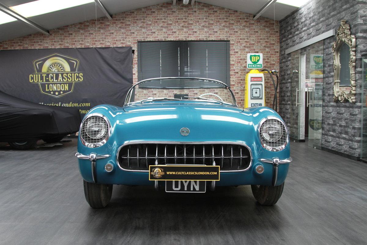 1954 Chevrolet Corvette C1 Cabrio For Sale (picture 2 of 11)