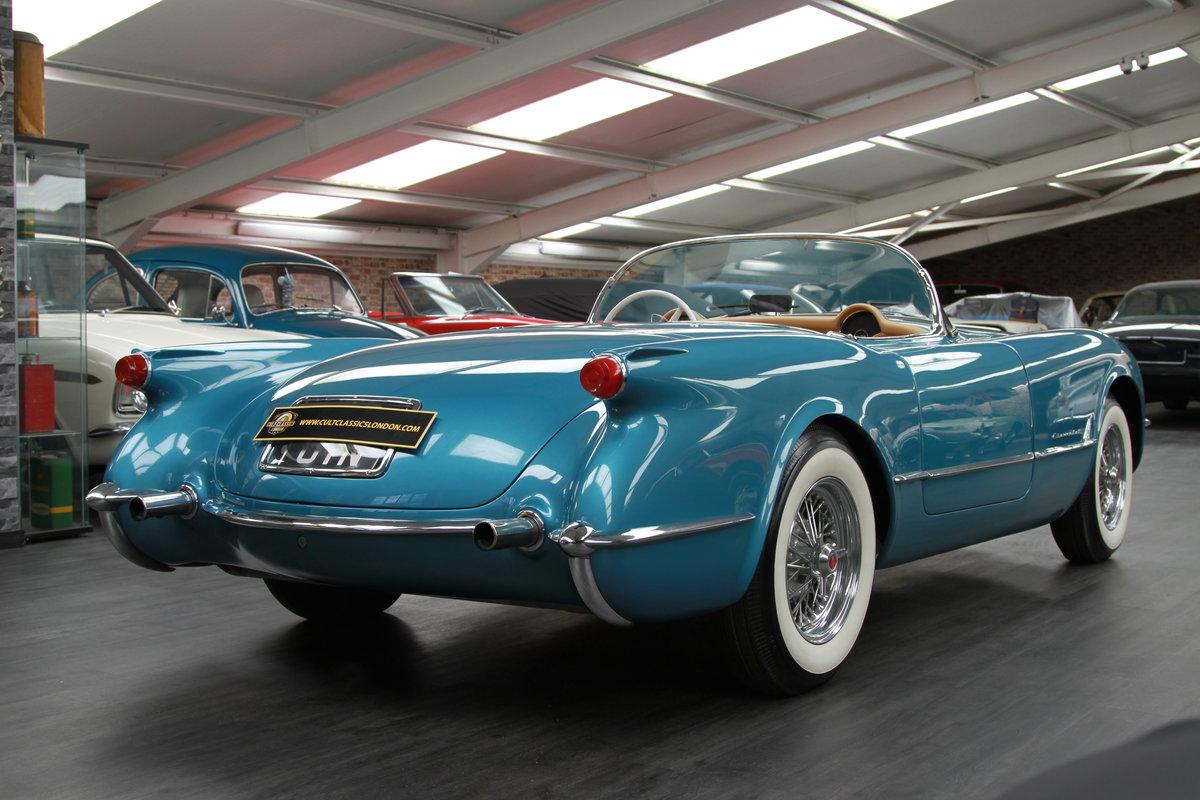 1954 Chevrolet Corvette C1 Cabrio For Sale (picture 4 of 11)