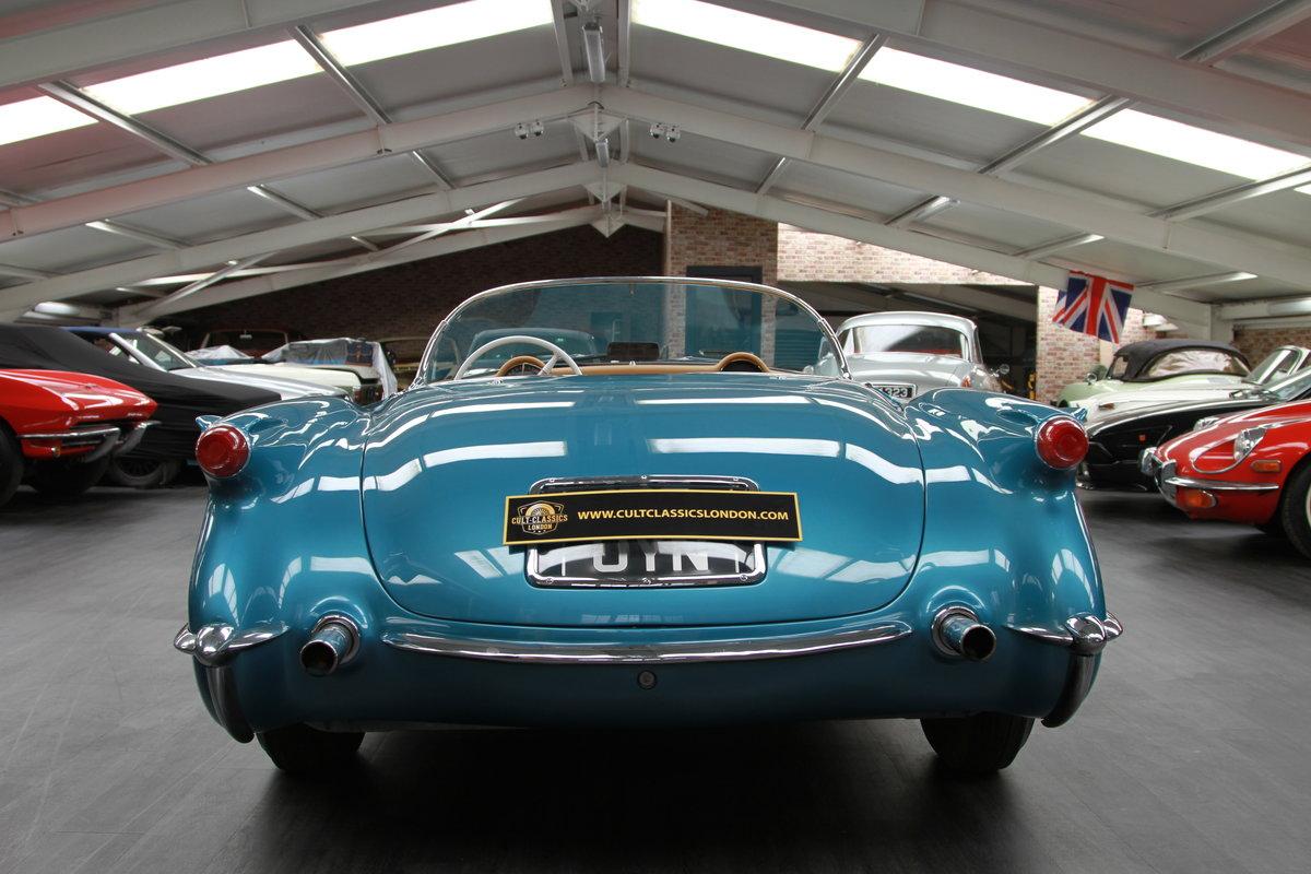1954 Chevrolet Corvette C1 Cabrio For Sale (picture 5 of 11)