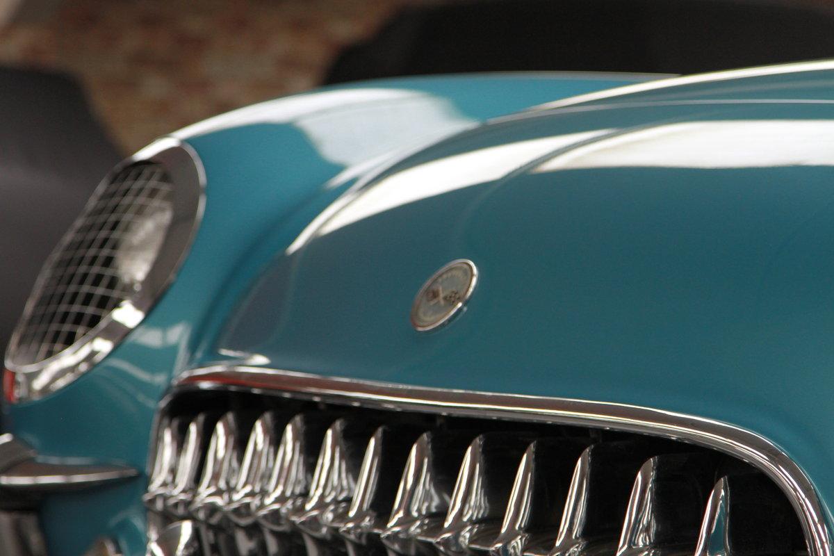 1954 Chevrolet Corvette C1 Cabrio For Sale (picture 6 of 11)