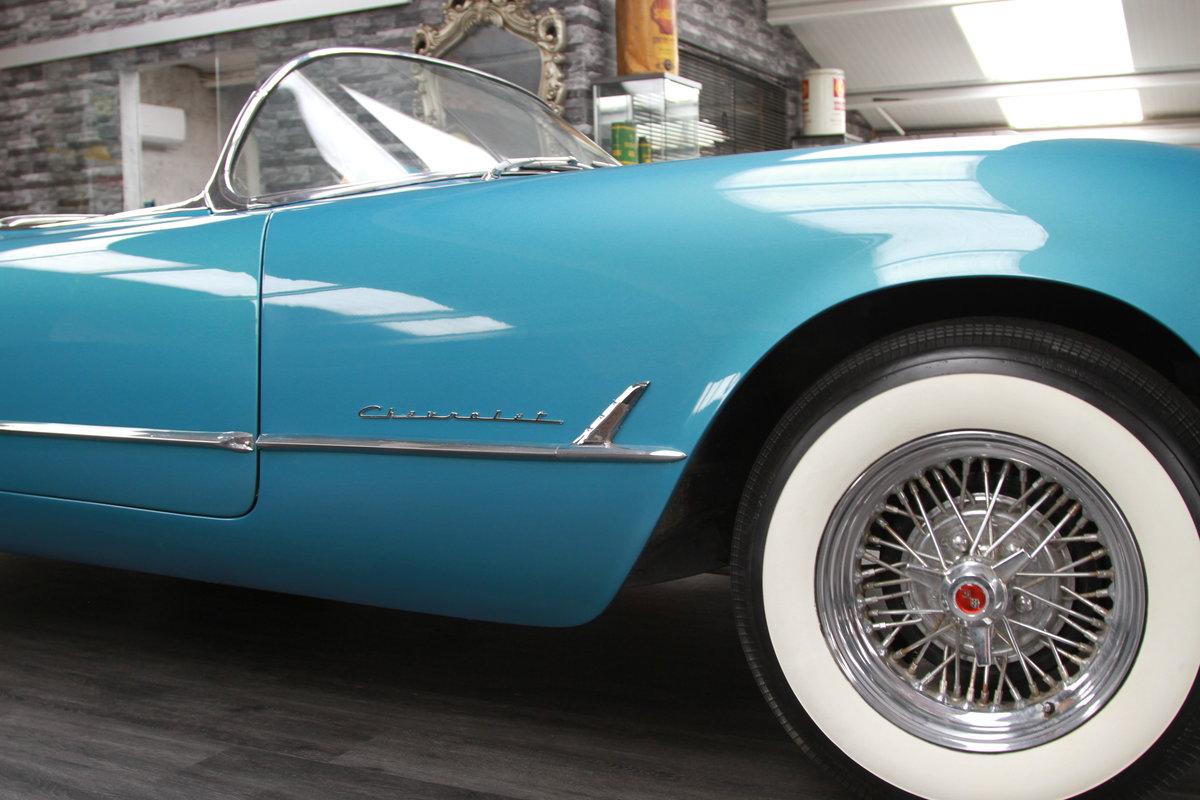 1954 Chevrolet Corvette C1 Cabrio For Sale (picture 7 of 11)
