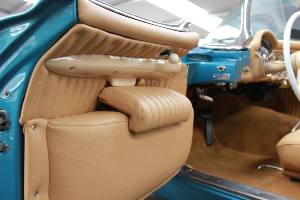1954 Chevrolet Corvette C1 Cabrio For Sale (picture 8 of 11)