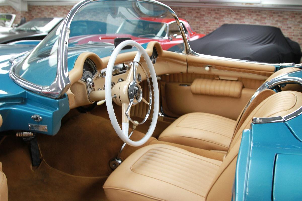 1954 Chevrolet Corvette C1 Cabrio For Sale (picture 9 of 11)