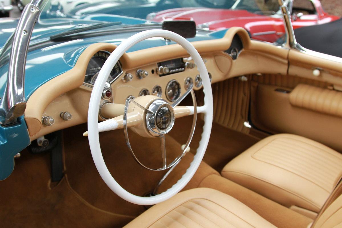 1954 Chevrolet Corvette C1 Cabrio For Sale (picture 10 of 11)