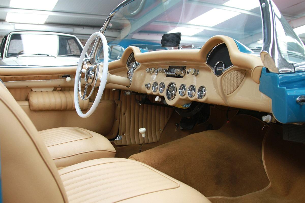 1954 Chevrolet Corvette C1 Cabrio For Sale (picture 11 of 11)