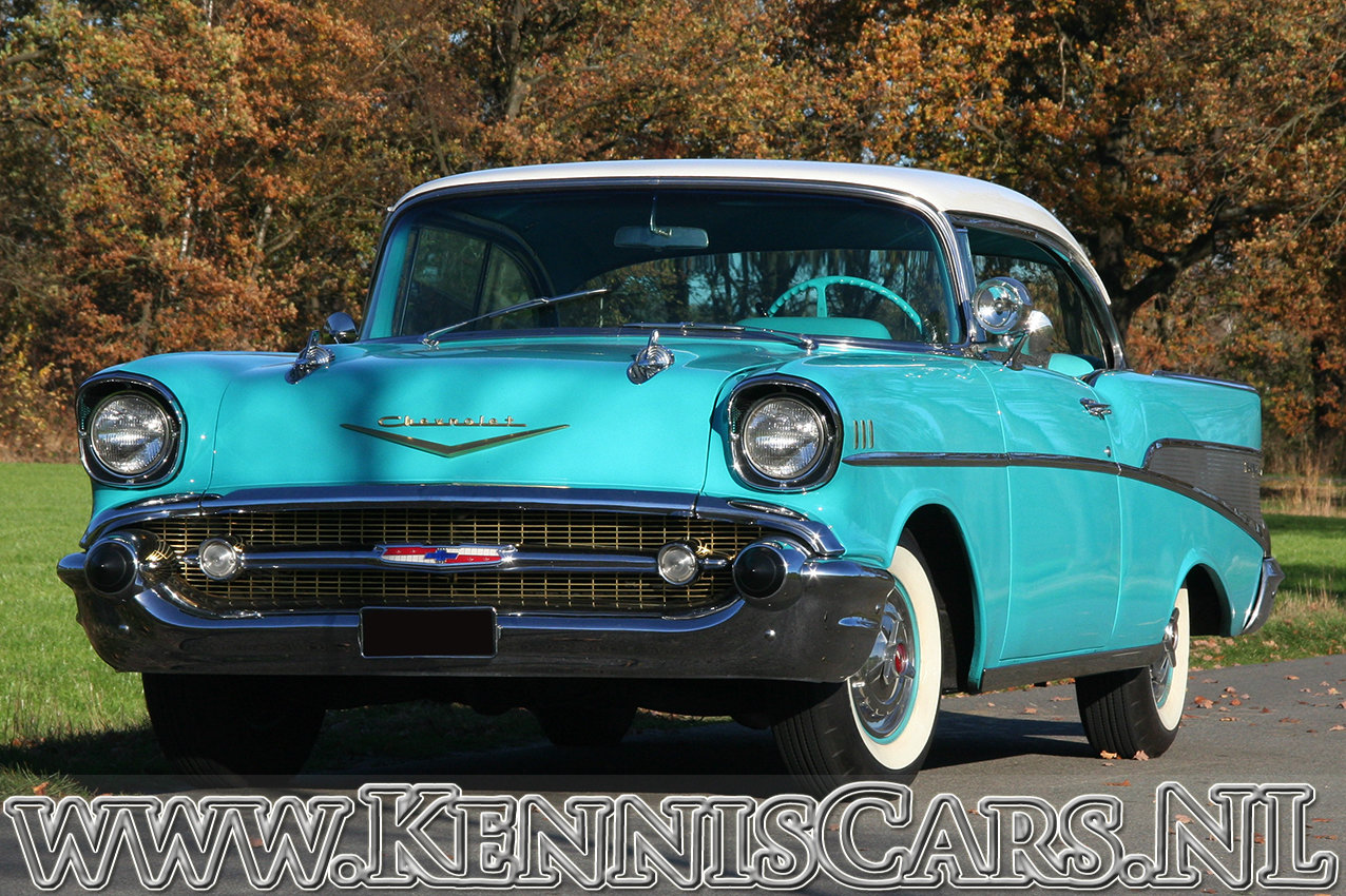 Chevrolet 1957 Bel Air Sport Coupe For Sale (picture 1 of 12)