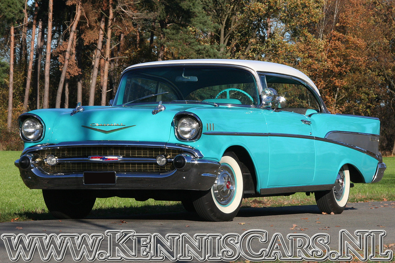 Chevrolet 1957 Bel Air Sport Coupe For Sale (picture 2 of 12)