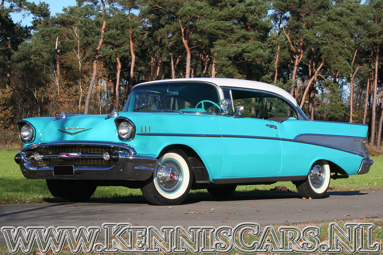 Chevrolet 1957 Bel Air Sport Coupe For Sale (picture 3 of 12)